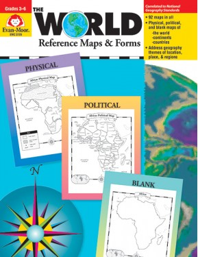 The World Reference & Map Forms