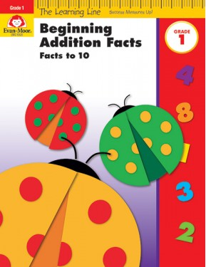 Beginning Addition Facts To 10