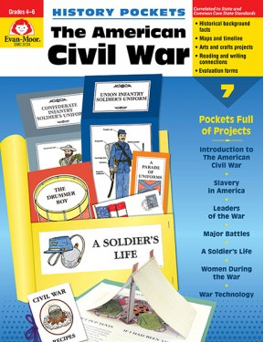 American Civil War Grade 4-6+