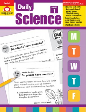 Daily Science Grade 1