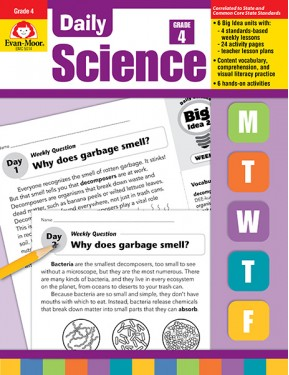 Daily Science Grade 4