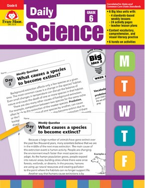 Daily Science Grade 6+