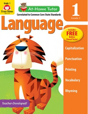 At Home Tutor Language, Grade 1
