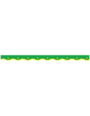 DOTTED GREEN VALUE TRIMMERS