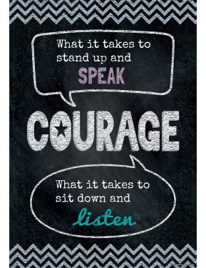 COURAGE, INSPIRE YOU POSTERS