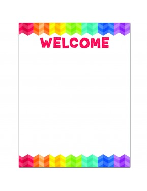 WELCOME CHART (PAINT)