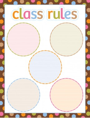 CLASS RULES SMALL CHART