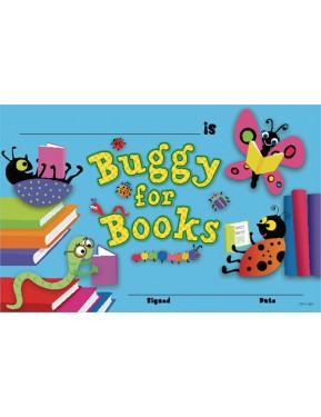 #9BUGGY FOR BOOKS AWARDS