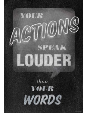 YOUR ACTIONS... INSPIRE YOU POSTERS